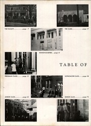 Page 8, 1954 Edition, Hillsboro High School - Hillsburro Yearbook (Nashville, TN) online yearbook collection