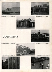 Page 9, 1954 Edition, Hillsboro High School - Hillsburro Yearbook (Nashville, TN) online yearbook collection