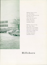 Page 7, 1958 Edition, Hillsboro High School - Hillsburro Yearbook (Nashville, TN) online yearbook collection
