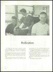 Page 8, 1960 Edition, Hillsboro High School - Hillsburro Yearbook (Nashville, TN) online yearbook collection