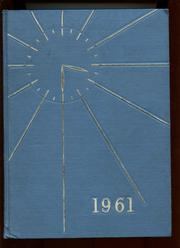 1961 Edition, Hillsboro High School - Hillsburro Yearbook (Nashville, TN)