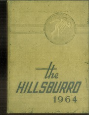 1964 Edition, Hillsboro High School - Hillsburro Yearbook (Nashville, TN)