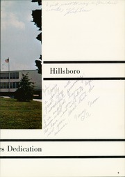 Page 13, 1964 Edition, Hillsboro High School - Hillsburro Yearbook (Nashville, TN) online yearbook collection