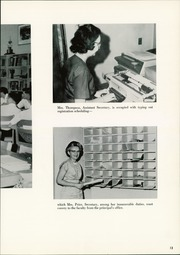 Page 17, 1964 Edition, Hillsboro High School - Hillsburro Yearbook (Nashville, TN) online yearbook collection