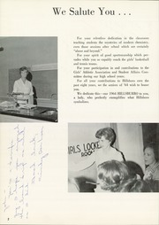 Page 6, 1964 Edition, Hillsboro High School - Hillsburro Yearbook (Nashville, TN) online yearbook collection