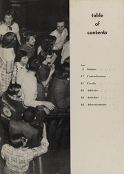 Page 7, 1952 Edition, Red Bank High School - Roar Yearbook (Chattanooga, TN) online yearbook collection