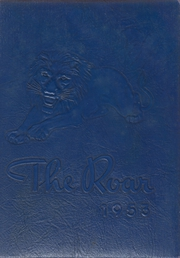 1953 Edition, Red Bank High School - Roar Yearbook (Chattanooga, TN)