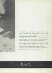 Page 17, 1960 Edition, Dyersburg High School - Trojan Yearbook (Dyersburg, TN) online yearbook collection