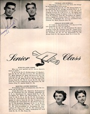 Page 13, 1958 Edition, Smyrna High School - Gold Dust Yearbook (Smyrna, TN) online yearbook collection
