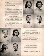 Page 14, 1958 Edition, Smyrna High School - Gold Dust Yearbook (Smyrna, TN) online yearbook collection