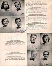 Page 15, 1958 Edition, Smyrna High School - Gold Dust Yearbook (Smyrna, TN) online yearbook collection