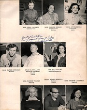 Page 9, 1958 Edition, Smyrna High School - Gold Dust Yearbook (Smyrna, TN) online yearbook collection