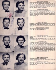Page 16, 1959 Edition, Smyrna High School - Gold Dust Yearbook (Smyrna, TN) online yearbook collection