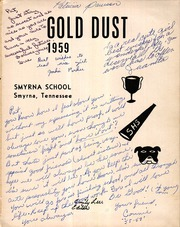 Page 5, 1959 Edition, Smyrna High School - Gold Dust Yearbook (Smyrna, TN) online yearbook collection