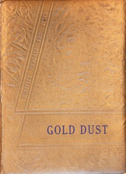 1960 Edition, Smyrna High School - Gold Dust Yearbook (Smyrna, TN)