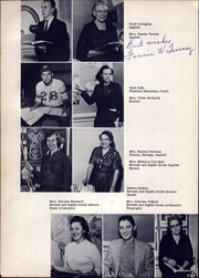 Page 12, 1960 Edition, Smyrna High School - Gold Dust Yearbook (Smyrna, TN) online yearbook collection