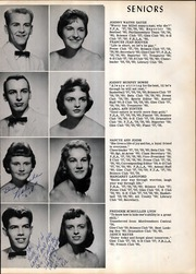 Page 17, 1960 Edition, Smyrna High School - Gold Dust Yearbook (Smyrna, TN) online yearbook collection