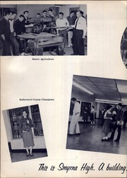 Page 6, 1960 Edition, Smyrna High School - Gold Dust Yearbook (Smyrna, TN) online yearbook collection