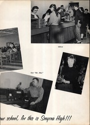 Page 9, 1960 Edition, Smyrna High School - Gold Dust Yearbook (Smyrna, TN) online yearbook collection