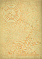 Page 1, 1956 Edition, Madison High School - Ram Yearbook (Madison, TN) online yearbook collection
