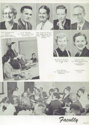 Page 17, 1956 Edition, Madison High School - Ram Yearbook (Madison, TN) online yearbook collection