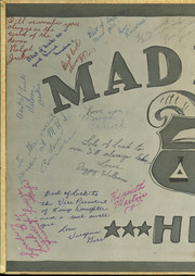 Page 2, 1956 Edition, Madison High School - Ram Yearbook (Madison, TN) online yearbook collection