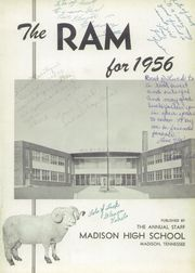 Page 5, 1956 Edition, Madison High School - Ram Yearbook (Madison, TN) online yearbook collection
