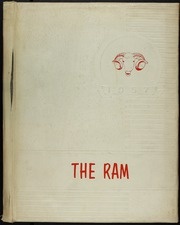 1957 Edition, Madison High School - Ram Yearbook (Madison, TN)
