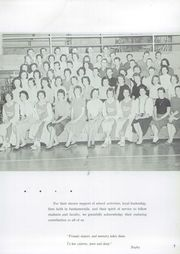 Page 11, 1959 Edition, Madison High School - Ram Yearbook (Madison, TN) online yearbook collection