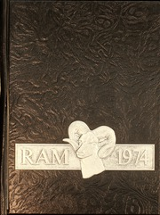 1974 Edition, Madison High School - Ram Yearbook (Madison, TN)