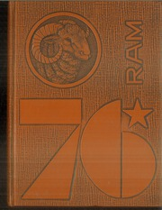 1976 Edition, Madison High School - Ram Yearbook (Madison, TN)