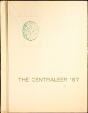 1967 Edition, Central High School - Centraleer Yearbook (Bolivar, TN)
