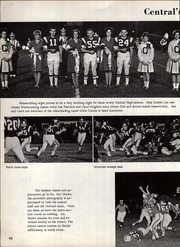 Page 102, 1967 Edition, Central High School - Centraleer Yearbook (Bolivar, TN) online yearbook collection