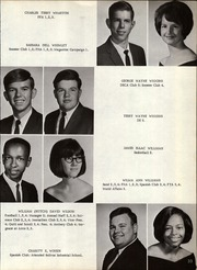 Page 37, 1967 Edition, Central High School - Centraleer Yearbook (Bolivar, TN) online yearbook collection