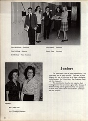 Page 40, 1967 Edition, Central High School - Centraleer Yearbook (Bolivar, TN) online yearbook collection