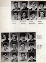 Page 46, 1967 Edition, Central High School - Centraleer Yearbook (Bolivar, TN) online yearbook collection