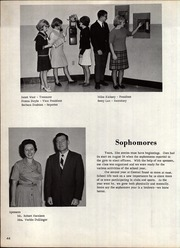 Page 48, 1967 Edition, Central High School - Centraleer Yearbook (Bolivar, TN) online yearbook collection