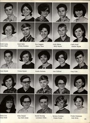 Page 49, 1967 Edition, Central High School - Centraleer Yearbook (Bolivar, TN) online yearbook collection