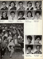 Page 53, 1967 Edition, Central High School - Centraleer Yearbook (Bolivar, TN) online yearbook collection