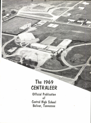 Page 5, 1969 Edition, Central High School - Centraleer Yearbook (Bolivar, TN) online yearbook collection