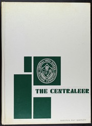 1971 Edition, Central High School - Centraleer Yearbook (Bolivar, TN)