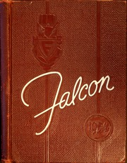 1954 Edition, Fulton High School - Falcon Yearbook (Knoxville, TN)