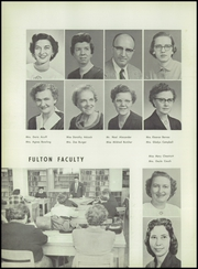 Page 12, 1958 Edition, Fulton High School - Falcon Yearbook (Knoxville, TN) online yearbook collection