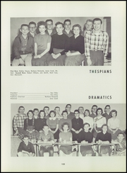 Fulton High School - Falcon Yearbook (Knoxville, TN) online yearbook collection, 1958 Edition, Page 129