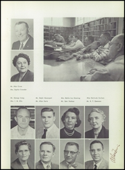 Page 13, 1958 Edition, Fulton High School - Falcon Yearbook (Knoxville, TN) online yearbook collection