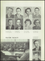 Page 14, 1958 Edition, Fulton High School - Falcon Yearbook (Knoxville, TN) online yearbook collection