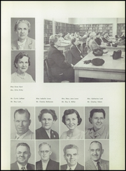 Page 15, 1958 Edition, Fulton High School - Falcon Yearbook (Knoxville, TN) online yearbook collection
