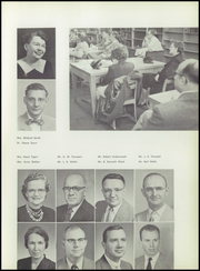Page 17, 1958 Edition, Fulton High School - Falcon Yearbook (Knoxville, TN) online yearbook collection