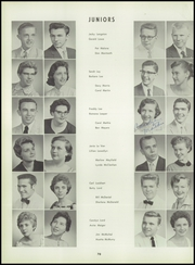 Page 74, 1958 Edition, Fulton High School - Falcon Yearbook (Knoxville, TN) online yearbook collection
