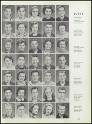 Page 85, 1958 Edition, Fulton High School - Falcon Yearbook (Knoxville, TN) online yearbook collection